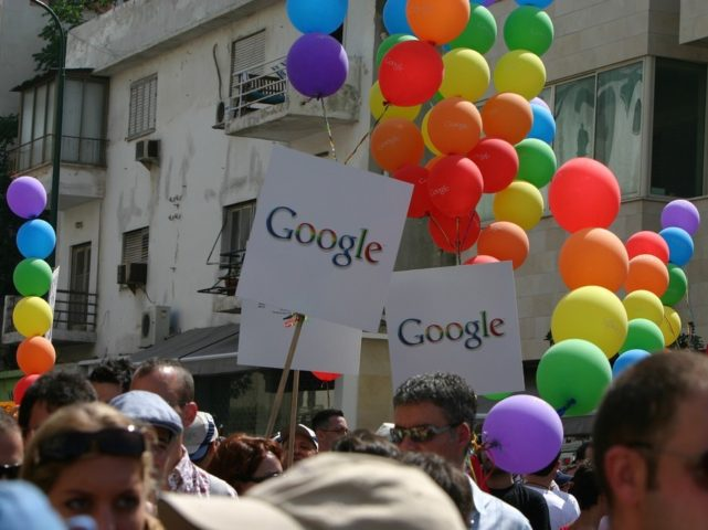 Google Removes Gay 'Conversion Therapy' App Following Outcry