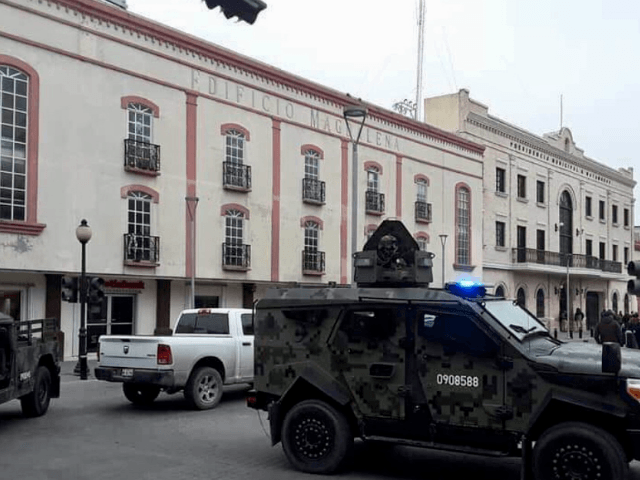 Bomb Threat Empties Mexican Border City Hall