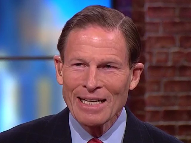 Dem Sen .Blumenthal: 'There Are Indictments in This President's Future'