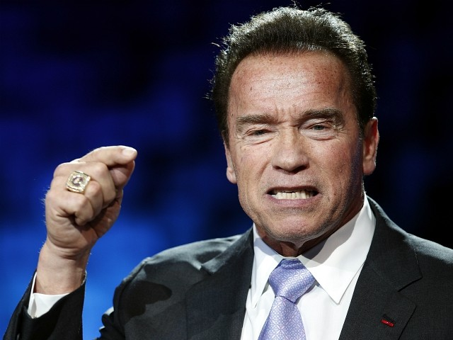 Arnold Schwarzenegger: Trump's Attacks on McCain 'Absolutely Unacceptable'