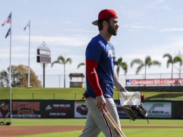 California's High Tax Rate Hurt Dodgers, Giants Chances of Signing Bryce Harper
