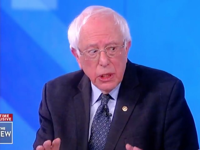 Sanders on Green New Deal: Doesn't Go Too Far --- 'The Future of the Planet Is at Stake!'