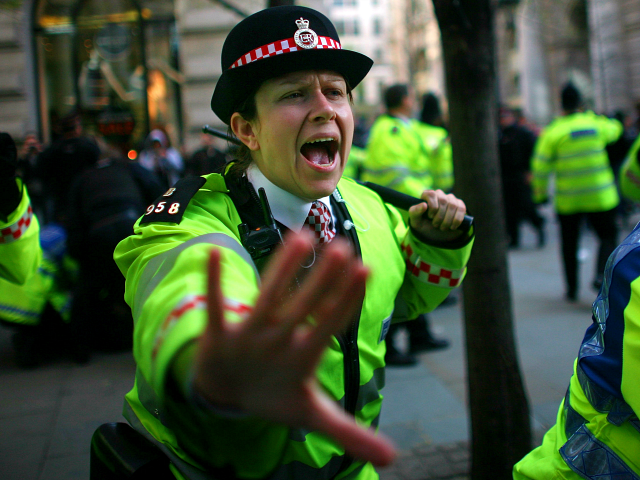 British Police Investigate Catholic Woman for 'Hate Crime' of Using 'Wrong Pronoun'