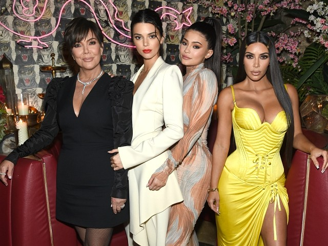Kardashian, Jenner Family Thank ICE for Arresting Illegal Alien Who Broke into Their Home