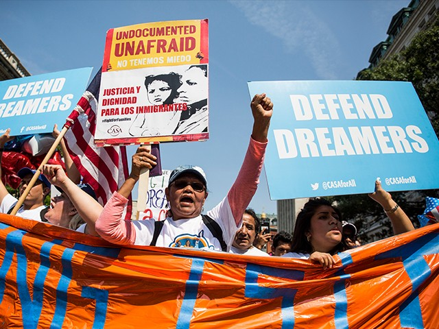 Democrats Ready to Introduce Dream Act—Amnesty for 'Millions'