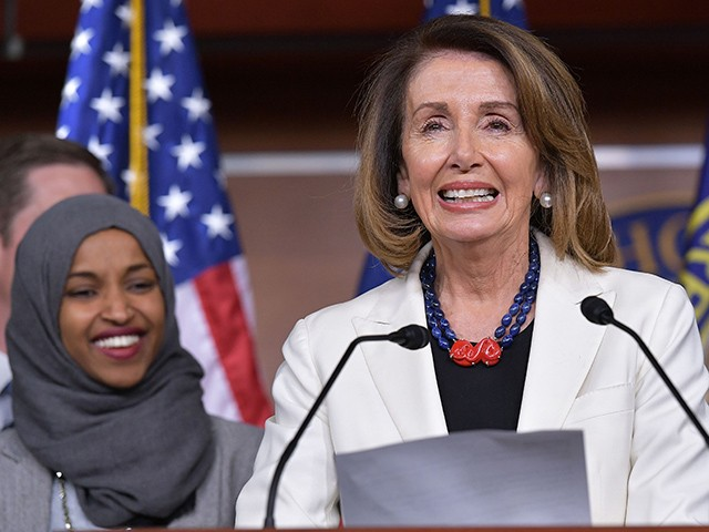 Democrats Scramble to Limit Damage from Ilhan Omar's Antisemitic Remarks After ADL Criticism