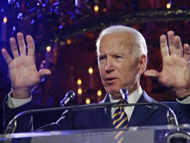 Joe Biden Cites Debunked 'Rule of Thumb' Myth to Challenge 'White Man's Culture' of Wife Beating