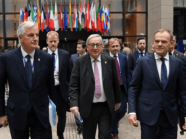 REPORT: EU to Agree Brexit Extension for Second Referendum, Soft Exit