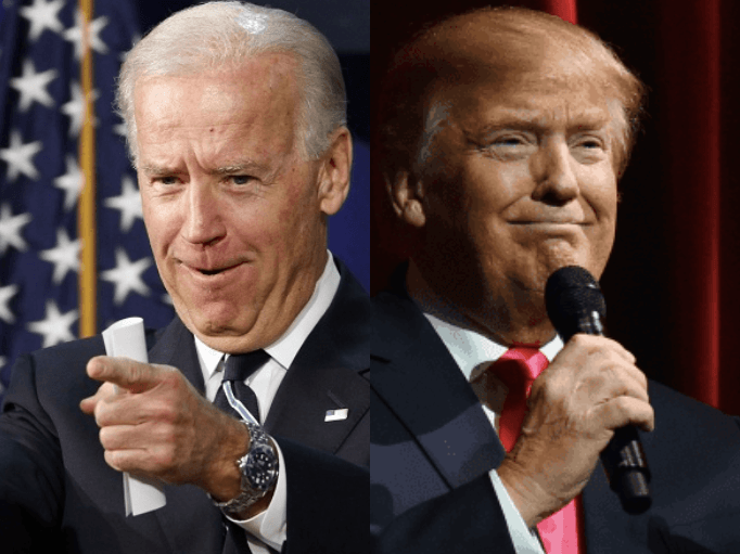 Poll: Trump Faces Tough Battleground Against Biden in 2020 Swing States