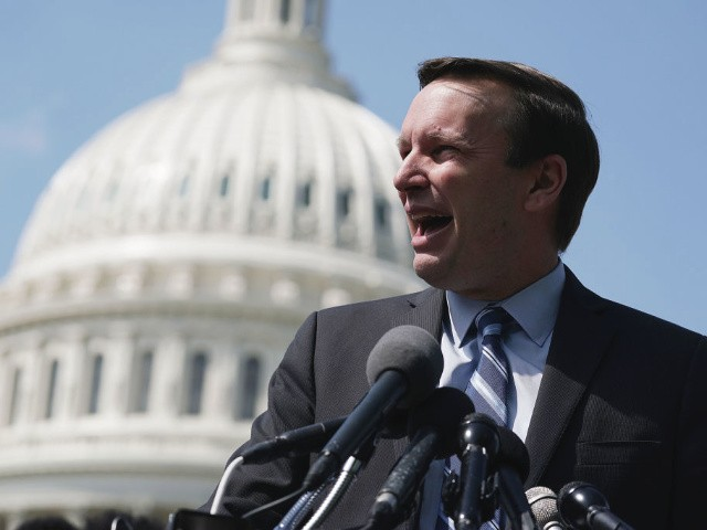 Chris Murphy Cites Newtown Shooting, Pushes Gun Bill That Wouldn't Have Stopped It
