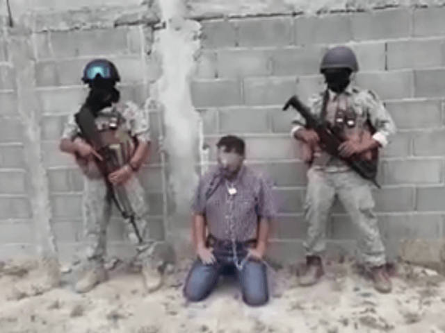 VIDEO: Kidnapped Mexican Politician Forced to Disclose Gulf Cartel Ties