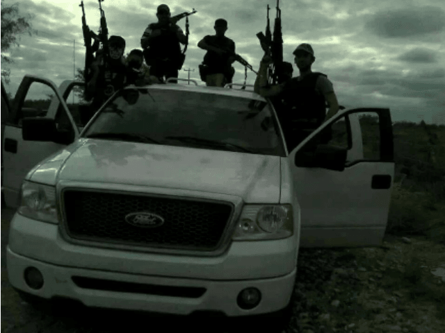 GRAPHIC -- Mexican Cartel Gunmen Kill Four at Border State Birthday Party