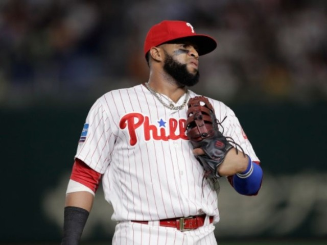 Phillies' Carlos Santana Smashed a TV to Keep Teammates from Playing 'Fortnite' During Losing Streak