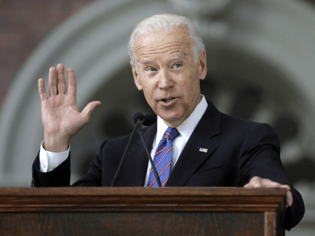 Report: Biden Being Asked to Consider One-Term Pledge