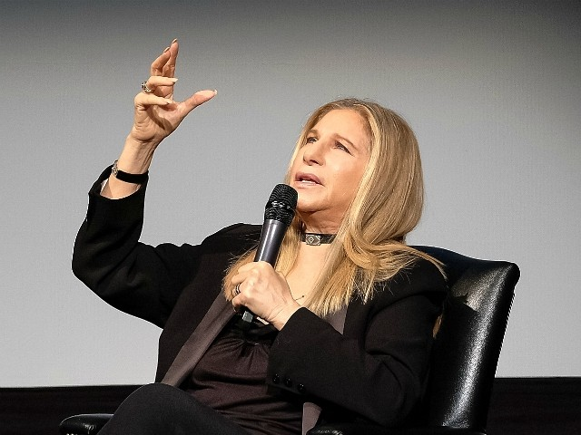Barbara Streisand Demands to Know 'Why Can't Our Country' Enact a New Zealand-Style Gun Ban