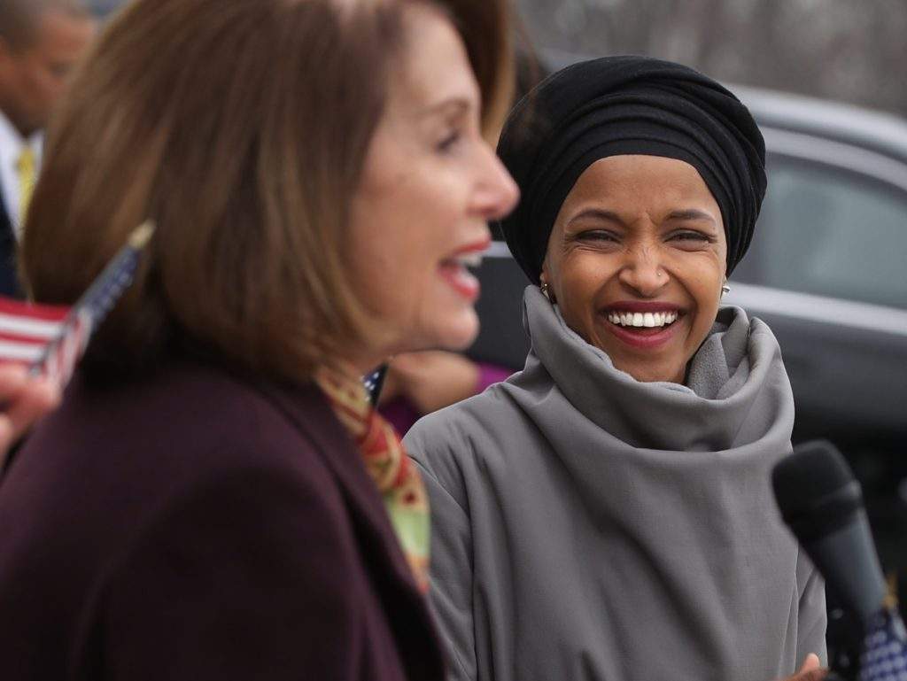 Fact Check -- FALSE: Ilhan Omar's Phony Claim About Congress and Anti-Muslim Bigotry