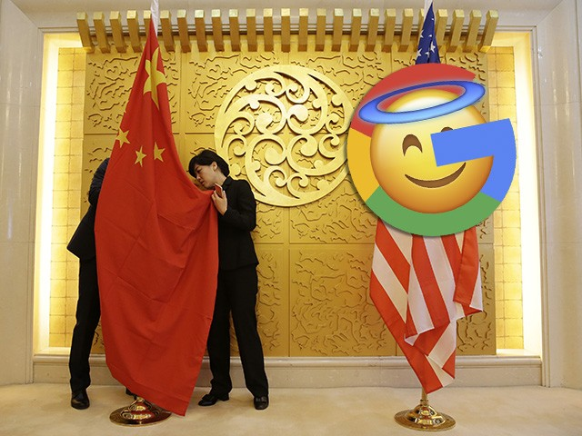Report: Google Will Meet with Top U.S. General to Discuss China