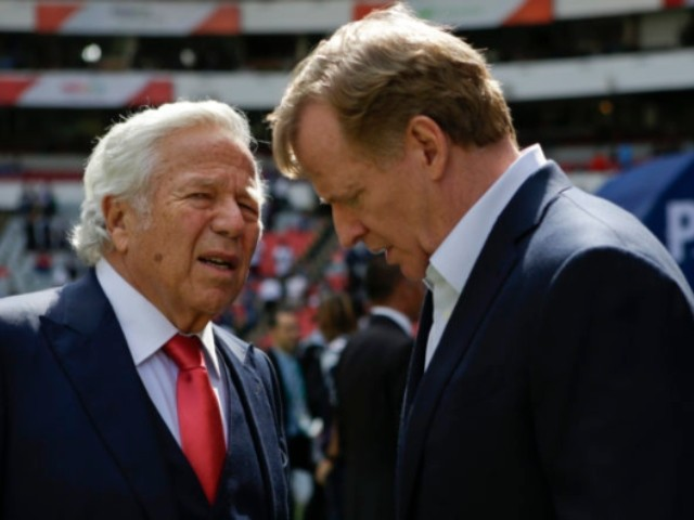 NFL Will Punish Robert Kraft Just Like a Player if Guilty of Solicitation