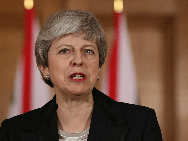 Delingpole: Just Because She's Going Let's Not Pretend There Was Anything Good About Theresa May