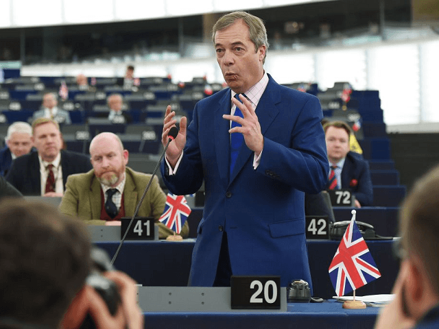 Farage Tells Europe After May's Defeat: Reject Brexit Extension And We Can All Get On With Our Lives