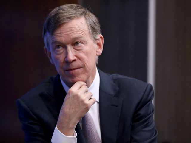Hickenlooper: Capitalist or Socialist Labels Are 'Silly'