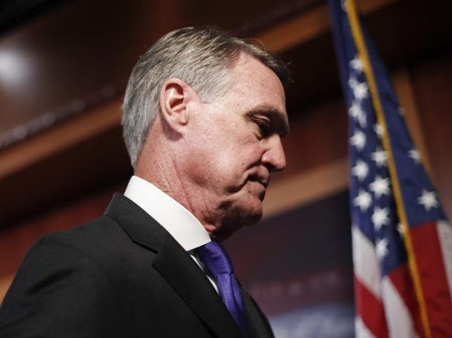 David Perdue: 'Five-Alarm Crisis' at the Border, Trump Right to Act to Protect Americans