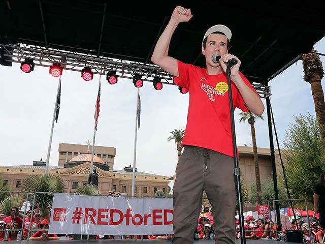 #RedforEd Leader in Marxist Magazine: Teachers Must Embrace Community Organizing