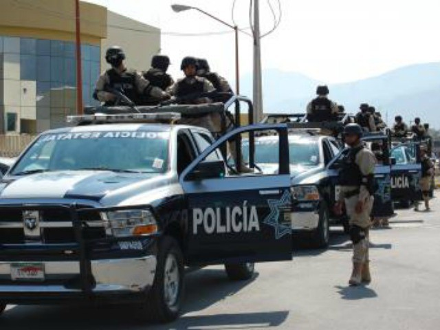 Cartel Gunmen Ambush Mexican Border City Police Chief