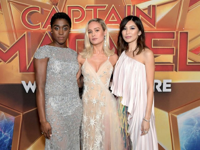 'Captain Marvel' Star Says Film is About 'Intersectional Feminism'