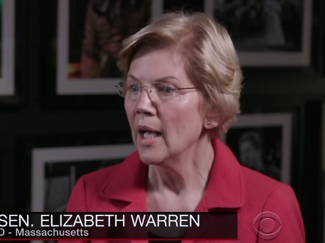 Warren: Millionaires Have to Pay a 'Fair Share,' Taxpayers Helped Create Their Success