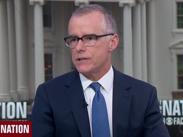 McCabe: I Was 'Shocked' by 'Incredibly Lenient' Manafort Sentence