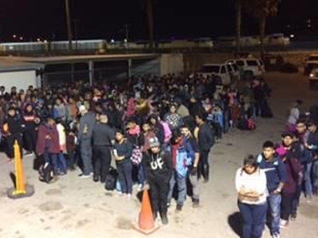 REPORT: El Paso Sector Closes Inland Checkpoints to Divert Resources to Border
