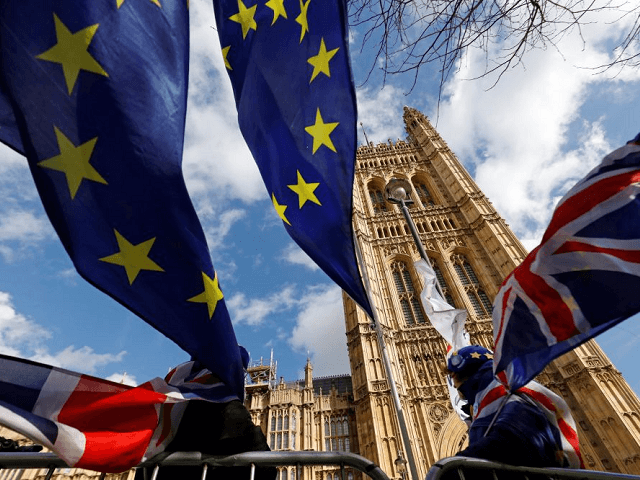 Wrong Answer, Try Again: Parliament to Vote on May's Brexit Deal For Third Time
