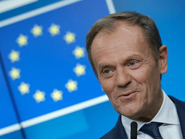 Tusk: EU Cannot 'Betray' Britons Who Signed Petition, Marched to Stop Brexit