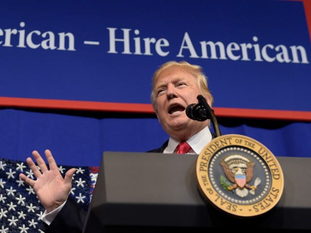 Wall Street Journal: Wages, Productivity Jump in Donald Trump's 'Hire American' Economy
