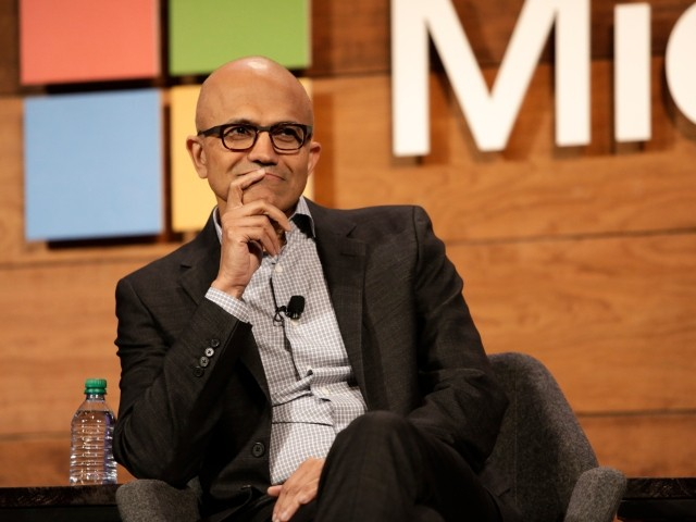Report: Microsoft Investigating 'Overlooked' Sexual Harassment Claims