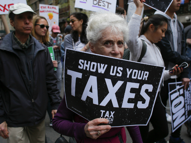 New York Democrats Attempt to Force Release of Donald Trump's Tax Returns