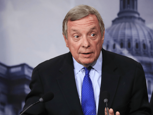 Durbin: Biden Allegations Should Be Taken 'Seriously and with Respect'