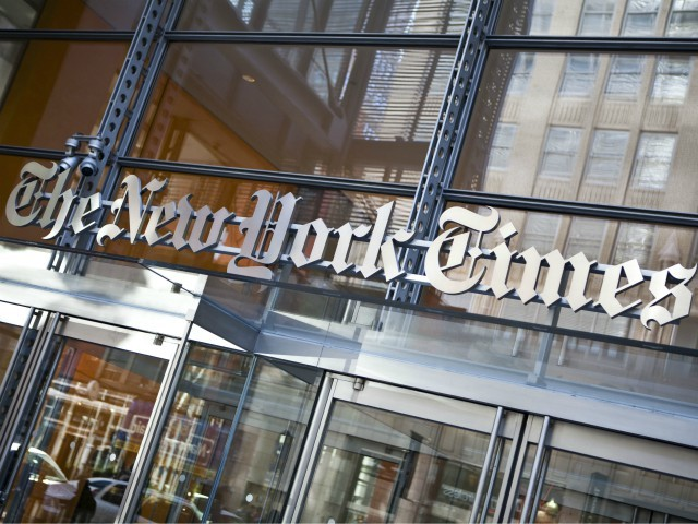 New York Times Ducks Transparency, Accountability for Antisemitic Cartoon