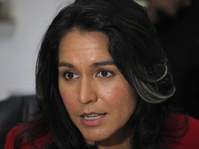 Gabbard: 'Not Our Place' to Pick 'Winners and Losers' in Venezuela