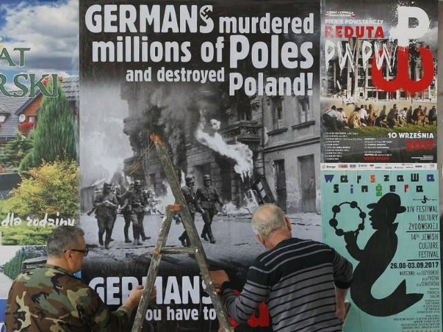 Polish MP Demands Germany Pay over $850 Billion in WWII Reparations