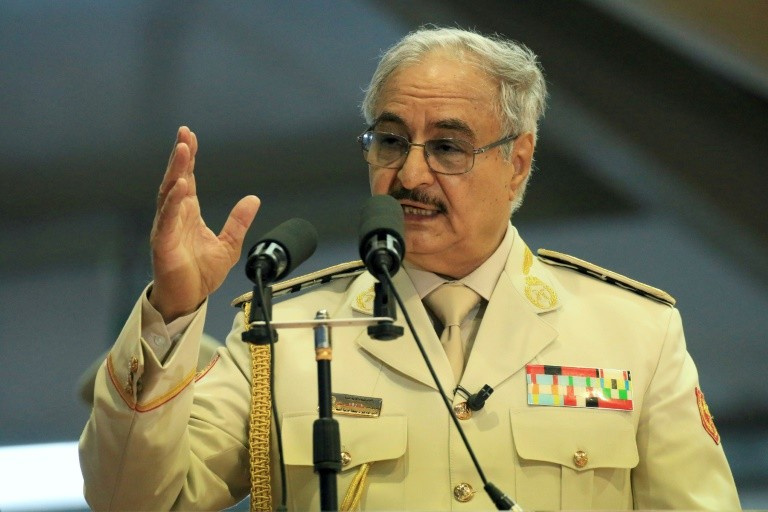 Libya: Islamic State Attacks Haftar as Strongman Bombs Only Functioning Airport