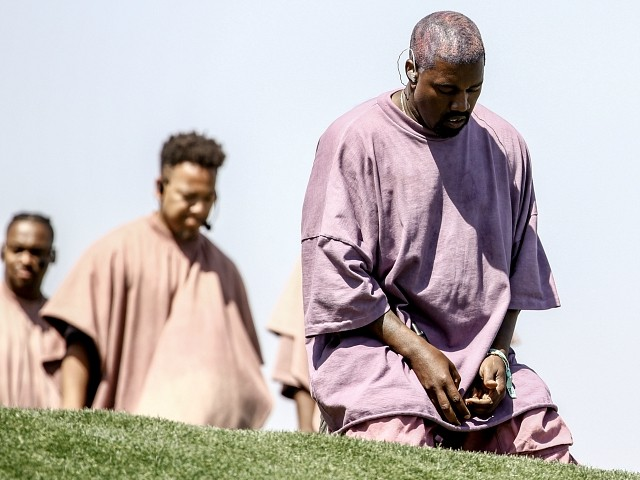 Watch: Kanye West Brings Emotional Easter Sunday Service to Coachella