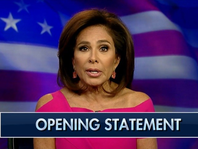 Pirro to Comey: Enjoy Your Freedom While You've Got It