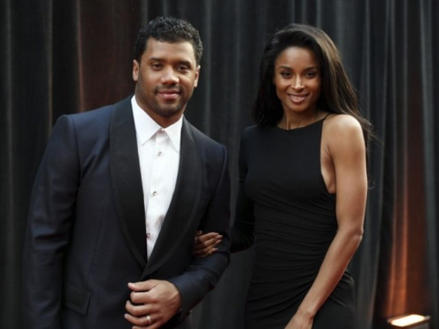WATCH: Russell Wilson Announces New Seahawks Contract While in Bed with Ciara
