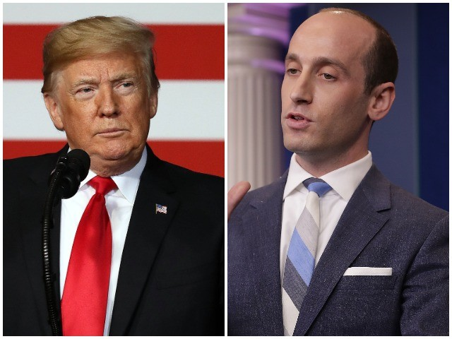 Donald Trump Backs Stephen Miller Despite Criticism of Tough Border Agenda