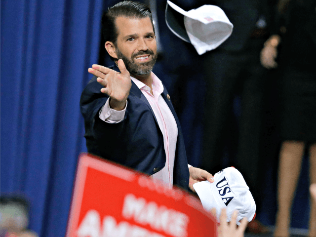 Donald Trump Jr: 'No Obstruction, No Collusion ... No Shit'