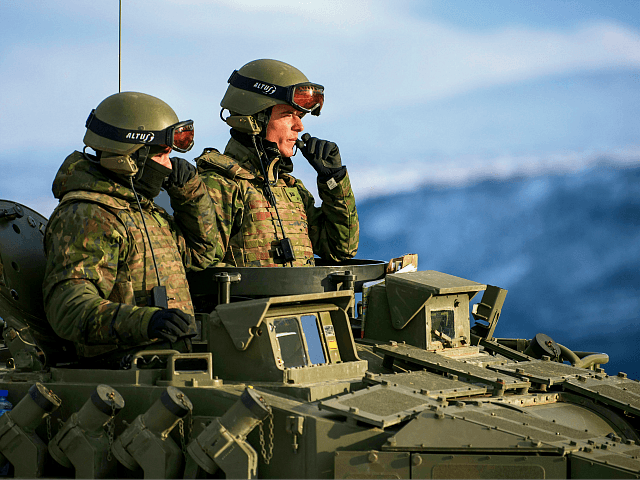 NATO Member Norway Admits It Cannot Defend Itself