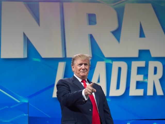 Donald Trump to NRA: Concealed Carry Can Thwart Heinous Attacks