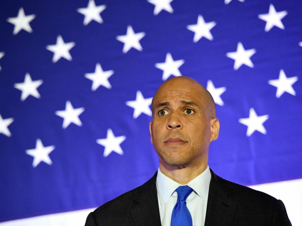 Cory Booker Raises 5 Million, Below Other White House Hopefuls